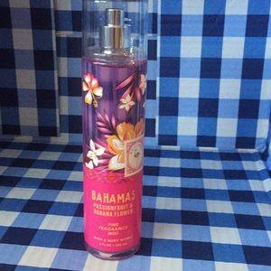 Bath body works Bahamas passionflower banana fruit